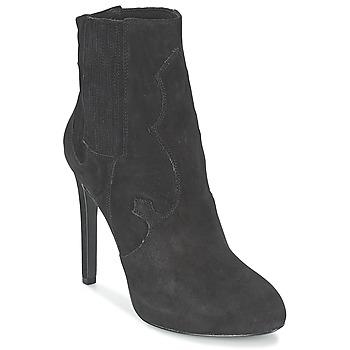 Pantofi Femei Botine Ash BOO Negru