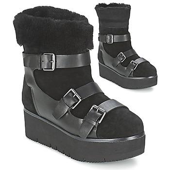 Pantofi Femei Ghete Ash ZAZIE Negru