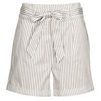 Îmbracaminte Femei Pantaloni scurti și Bermuda Vero Moda VMEVA Alb / Albastru