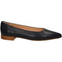 Pantofi Femei Balerin și Balerini cu curea Lamica NAPPA blu