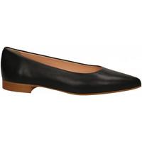 Pantofi Femei Balerin și Balerini cu curea Lamica NAPPA nero