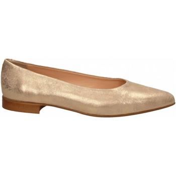 Pantofi Femei Balerin și Balerini cu curea Lamica CARUSO ecru