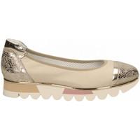 Pantofi Femei Balerin și Balerini cu curea Le Pepé CERVO beige