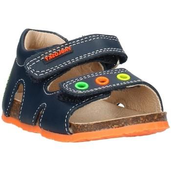 Pantofi Copii Sandale  Pablosky 0819 Blue