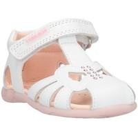 Pantofi Copii Sandale  Pablosky 0730 White