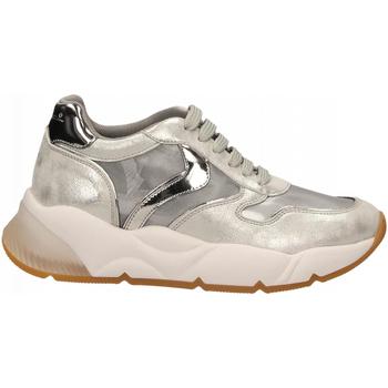Pantofi Femei Pantofi sport Casual Voile Blanche SHEELMESH argento-nichel