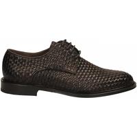 Pantofi Bărbați Pantofi Derby Brecos INTRECCIATO testa-di-moro