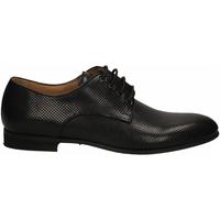 Pantofi Bărbați Pantofi Derby Brecos VITELLO nero