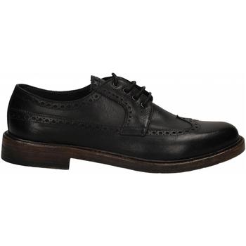 Pantofi Bărbați Pantofi Derby Brecos BUFALO blu