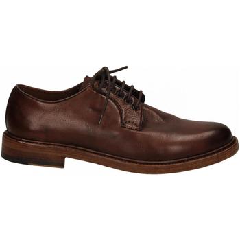 Pantofi Bărbați Pantofi Derby Brecos BUFALO brandy