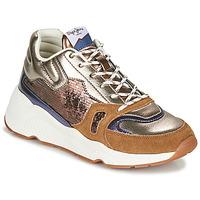 Pantofi Femei Pantofi sport Casual Pepe jeans HARLOW SPACE Bronz