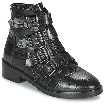 Pantofi Femei Ghete Pepe jeans MALDON IMAN Negru