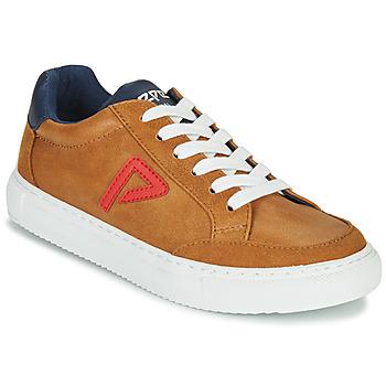 Pantofi Băieți Pantofi sport Casual Pepe jeans ADAM ARCHIVE Camel