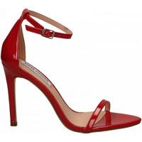 Pantofi Femei Sandale  Steve Madden ABBY PATENT red