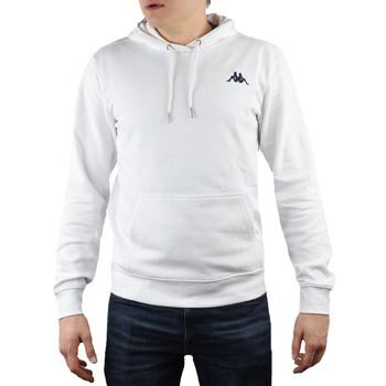 Îmbracaminte Bărbați Hanorace  Kappa Vend Hooded Blanc