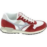 Pantofi Sneakers Mizuno Genova Blanc Rouge Alb