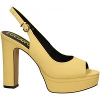 Pantofi Femei Sandale  Luciano Barachini BOTTALATO giallo