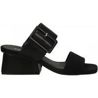 Pantofi Femei Sandale  Carmens Padova LISA BELT TAFFY nero