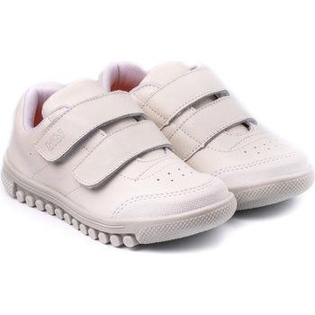 Pantofi Băieți Pantofi sport Casual Bibi Shoes Pantofi Baieti Bibi Roller Colegial II Albi Alb