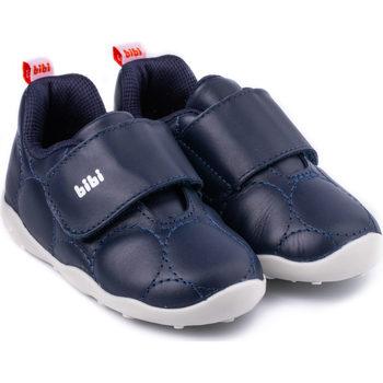 Pantofi Băieți Pantofi sport Casual Bibi Shoes Pantofi Baieti Bibi Fisioflex 4.0 Naval Cu Clapeta Bleumarin
