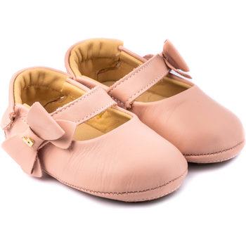Pantofi Fete Balerin și Balerini cu curea Bibi Shoes Balerini Fetite Bibi Afeto V Camelia Roz