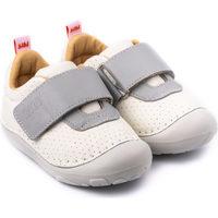 Pantofi Băieți Pantofi sport Casual Bibi Shoes Pantofi Baieti Bibi Grow II Albi Alb