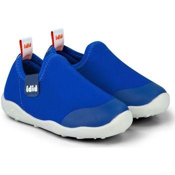 Pantofi Băieți Pantofi Slip on Bibi Shoes Pantofi Baieti Bibi FisioFlex 4.0 Albastru Lycra Albastru