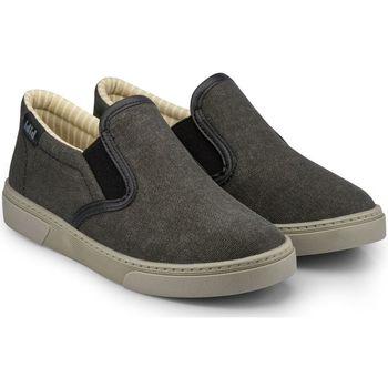 Pantofi Băieți Pantofi Slip on Bibi Shoes Pantofi Baieti Bibi On Way Black Negru