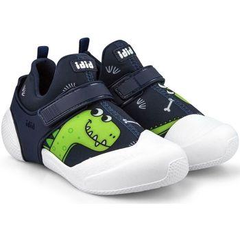 Pantofi Băieți Pantofi sport Casual Bibi Shoes Pantofi Baieti Bibi 2WAY Dino Bleumarin