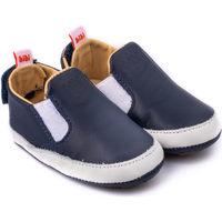 Pantofi Băieți Pantofi Slip on Bibi Shoes Pantofi Baietei Bibi Afeto V Naval/Albi Bleumarin