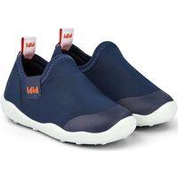 Pantofi Băieți Pantofi Slip on Bibi Shoes Pantofi Baieti Bibi FisioFlex 4.0 Naval Lycra Bleumarin