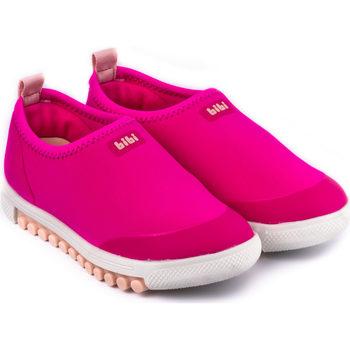 Pantofi Fete Pantofi Slip on Bibi Shoes Pantofi Sport Fete Bibi Roller New Pink Roz