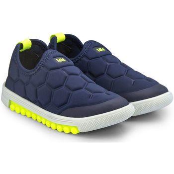 Pantofi Băieți Pantofi Slip on Bibi Shoes Pantofi Sport Baieti Bibi Roller New Naval Bleumarin