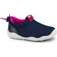 Pantofi Băieți Pantofi sport Casual Bibi Shoes Pantofi Fete Bibi FisioFlex 4.0 Naval Textil Bleumarin