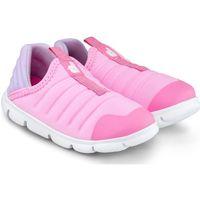 Pantofi Fete Pantofi Slip on Bibi Shoes Pantofi Sport Fete Energy Baby New II Disco Roz