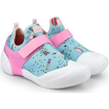 Pantofi Fete Pantofi sport Casual Bibi Shoes Pantofi Fete Bibi 2WAY Jeans Bleu
