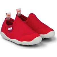 Pantofi Copii Pantofi Slip on Bibi Shoes Pantofi Unisex Bibi FisioFlex 4.0 Rosii Lycra Rosu