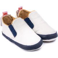 Pantofi Băieți Botoșei bebelusi Bibi Shoes Pantofi Baietei Bibi Afeto V Albi/Naval Alb