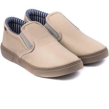 Pantofi Băieți Pantofi Slip on Bibi Shoes Pantofi Baieti Bibi On Way Craft Gri