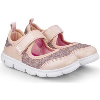 Pantofi Fete Pantofi sport Casual Bibi Shoes Pantofi Sport Fete Energy Baby New II Camelia Roz