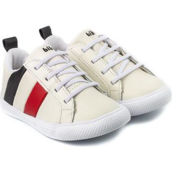 Pantofi Băieți Pantofi sport Casual Bibi Shoes Pantofi Baieti Bibi Agility Mini Albi Color Alb