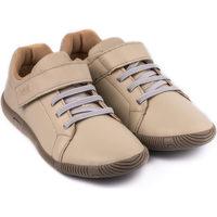 Pantofi Băieți Pantofi sport Casual Bibi Shoes Pantofi Baieti Bibi Walk New Craft Cu Velcro Gri