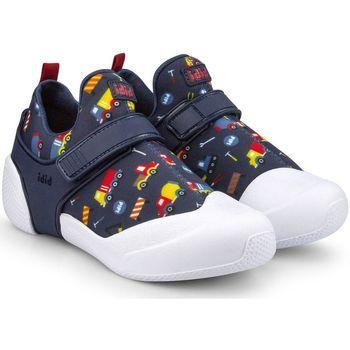 Pantofi Fete Pantofi sport Casual Bibi Shoes Pantofi Baieti Bibi 2WAY Trucks Bleumarin