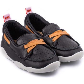 Pantofi Băieți Pantofi sport Casual Bibi Shoes Pantofi Baieti Bibi Fisioflex 4.0 Black/Brandy Negru