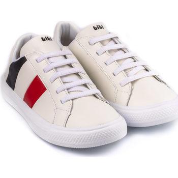 Pantofi Băieți Pantofi sport Casual Bibi Shoes Pantofi Baieti Bibi Agility III Albi Color Alb