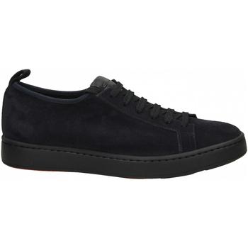 Pantofi Bărbați Pantofi Derby Santoni DERBY 6F+T.LIS+INF. TREND ON TO blu