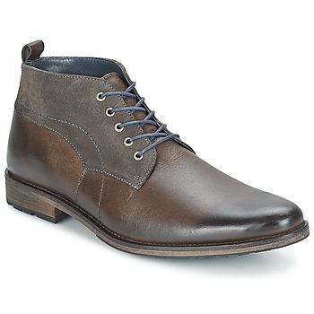 Pantofi Bărbați Ghete Casual Attitude RAGILO Taupe