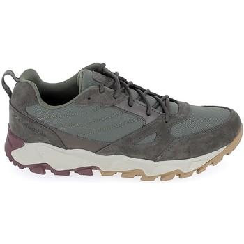 Pantofi Pantofi sport Casual Columbia Ivo Trail Kaki Gri