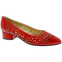 Pantofi Femei Pantofi cu toc Donna Soft DOSODS0707ro rosso