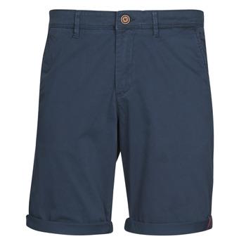 Îmbracaminte Bărbați Pantaloni scurti și Bermuda Jack & Jones JJIBOWIE Bleumarin
